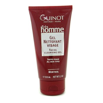 Guinot เจลล้างหน้า Tres Homme Facial Cleansing Gel