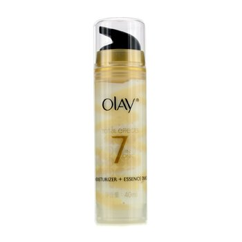 Olay บำรุงกลางวัน Total Effects 7 In One Moisturizer + Essence Duo