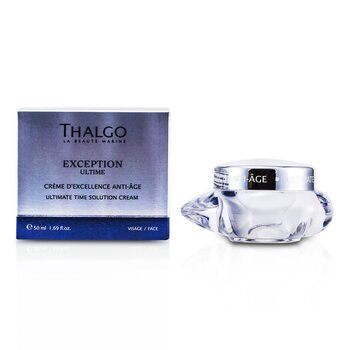 Thalgo ครีม Exception Ultime Ultimate Time Solution