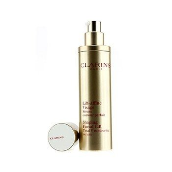 Clarins เซรั่มกระชับผิว Shaping Facial Lift Total V Contouring Serum