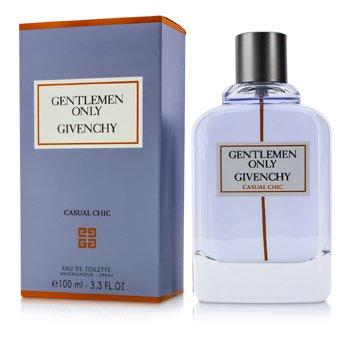 Givenchy สเปรย์น้ำหอม Gentlemen Only Casual Chic EDT