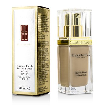 Elizabeth Arden รองพื้น Flawless Finish Perfectly Nude Makeup SPF 15 - # 06 Warm Sunbeige