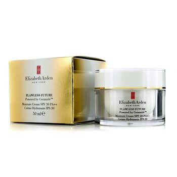 Elizabeth Arden ครีม Flawless Future Moisture Cream SPF 30 PA++