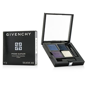Givenchy อายแชโดว์ Prisme Quatuor 4 Colors Eyeshadow - # 2 Ecume