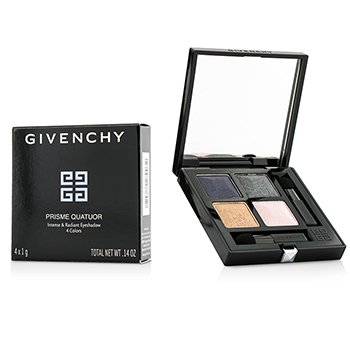 Givenchy อายแชโดว์ Prisme Quatuor 4 Colors Eyeshadow - # 5 Frisson