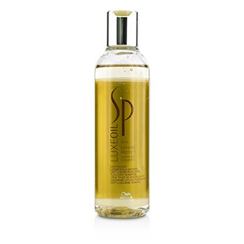 Wella แชมพู SP Luxe Oil Keratin Protect Shampoo (Lightweight Luxurious Cleansing)