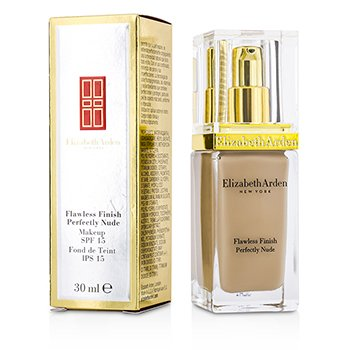 Elizabeth Arden รองพื้น Flawless Finish Perfectly Nude Makeup SPF 15 - # 08 Cashmere