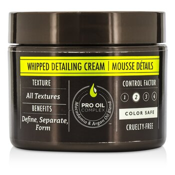 Macadamia Natural Oil Professional Whipped Detailing Cream