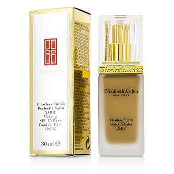 Elizabeth Arden รองพื้น Flawless Finish Perfectly Satin 24HR Makeup SPF15 - #09 Beige
