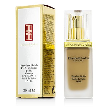 Elizabeth Arden รองพื้น Flawless Finish Perfectly Satin 24HR Makeup SPF15 - #11 Bisque