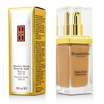 Elizabeth Arden รองพื้น Flawless Finish Perfectly Nude Makeup SPF 15 - # 11 Soft Beige