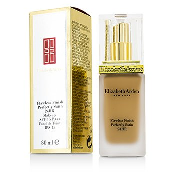 Elizabeth Arden รองพื้น Flawless Finish Perfectly Satin 24HR Makeup SPF15 - #05 Golden Sands