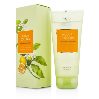 Acqua Colonia Mandarine & Cardamom Aroma Shower Gel