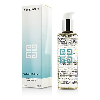 Givenchy น้ำมันทำความสะอาดผิว Clean It Silky Divine Cleansing Oil