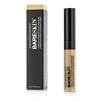 Bare Escentuals คอนซีลเลอร์ BareSkin Complete Coverage Serum Concealer - Medium