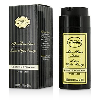 The Art Of Shaving โลชั่นหลังการโกน After Shave Lotion - Unscented (ผิวธรรมดาถึงผิวมัน)