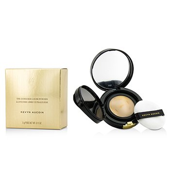 Kevyn Aucoin แป้งฝุ่น The Gossamer Loose Powder (แพ็คเกจใหม่) - Radiant Diaphanous (Warm Translucent)