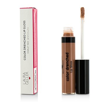 Laura Geller ลิปกลอส Color Drenched Lip Gloss - #Milk Shake