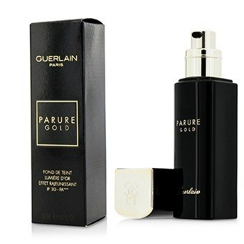 Guerlain รองพื้น Parure Gold Rejuvenating Gold Radiance Foundation SPF 30 - # 04 Beige Moyen