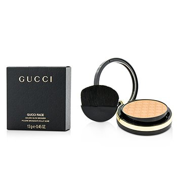Gucci บรอนเซอร์ Golden Glow Bronzer - #030 Indian Sand