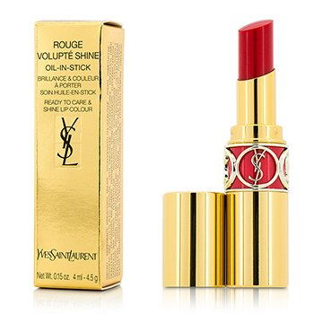 Yves Saint Laurent Rouge Volupte Shine - # 45 Rouge Tuxedo