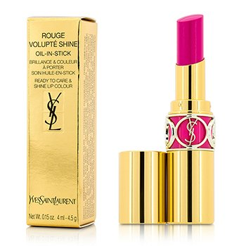 Yves Saint Laurent Rouge Volupte Shine - # 50 Fuchsia Stiletto
