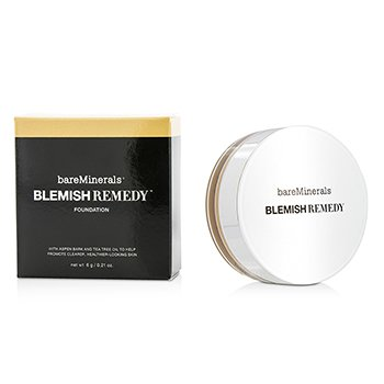 Bare Escentuals BareMinerals Blemish Remedy Foundation - # 05 Clearly Silk