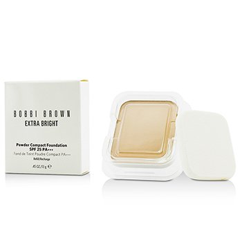 บ๊อบบี้ บราวน์ Extra Bright Powder Compact Foundation SPF 25 Refill - #1 Warm Ivory