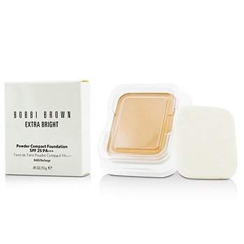 บ๊อบบี้ บราวน์ Extra Bright Powder Compact Foundation SPF 25 Refill - #3 Beige