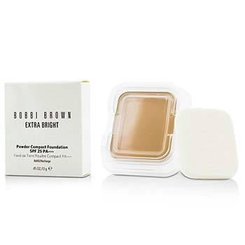 บ๊อบบี้ บราวน์ Extra Bright Powder Compact Foundation SPF 25 Refill - #4 Natural