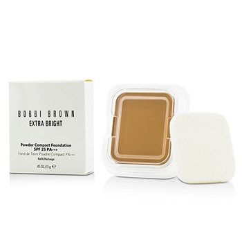 บ๊อบบี้ บราวน์ Extra Bright Powder Compact Foundation SPF 25 Refill - #4.5 Warm Natural