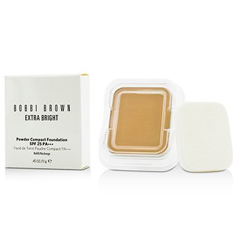 บ๊อบบี้ บราวน์ Extra Bright Powder Compact Foundation SPF 25 Refill - #3.5 Warm Beige