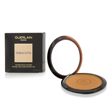 Guerlain Terracotta The Bronzing Powder (Natural & Long Lasting Tan) - No. 05 Medium Brunettes
