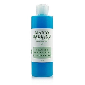 Mario Badescu Seaweed Bubble Bath & Shower Gel - For All Skin Types