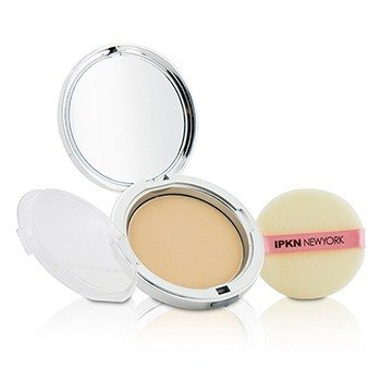 IPKN New York Moist Perfume Powder Pact - #23 (Natural Beige) (Unboxed)