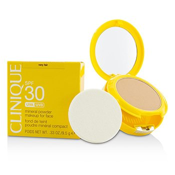 คลีนิกข์ Sun SPF 30 Mineral Powder Makeup For Face - Very Fair
