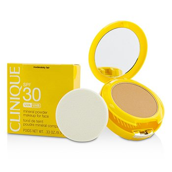 คลีนิกข์ Sun SPF 30 Mineral Powder Makeup For Face - Moderately Fair
