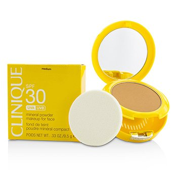 คลีนิกข์ Sun SPF 30 Mineral Powder Makeup For Face - Medium