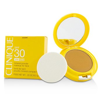 คลีนิกข์ Sun SPF 30 Mineral Powder Makeup For Face - Bronzed