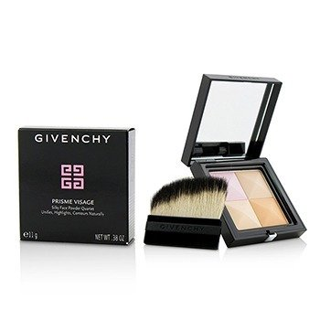 Givenchy Prisme Visage Silky Face Powder Quartet - # 3 Popeline Rose