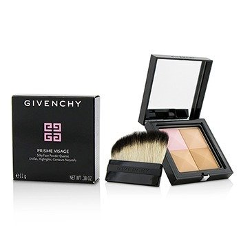 Givenchy Prisme Visage Silky Face Powder Quartet - # 4 Dentelle Beige