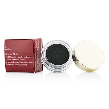 Clarins Ombre Matte Eyeshadow - #07 Carbon