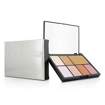 นาร์ส NARSissist Cheek Studio Palette (4x Blush, 1x Bronzing Powder, 2x Contour Blush)