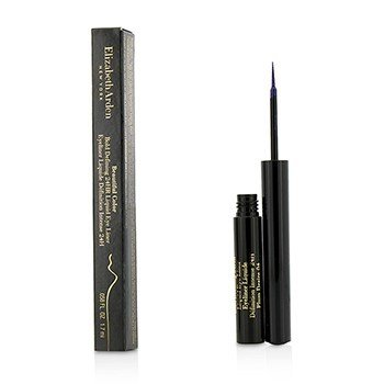 Elizabeth Arden Beautiful Color Bold Defining 24HR Liquid Eye Liner - 04 Plum Desire