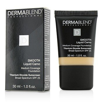 Dermablend Smooth Liquid Camo Foundation SPF 25 (ปกปิดปานกลาง) - Natural (25N)