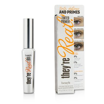 เบเนฟิท Theyre Real Tinted Lash Primer - Mink Brown