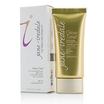 Jane Iredale Glow Time Full Coverage Mineral BB Cream SPF 25 - BB8