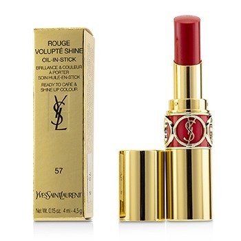 Yves Saint Laurent Rouge Volupte Shine - # 57 Rouge Spencer