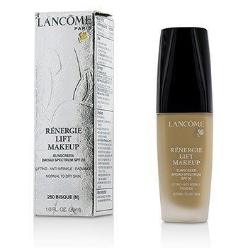 ลังโคม Renergie Lift Makeup SPF20 - # 260 Bisque (N) (US Version)