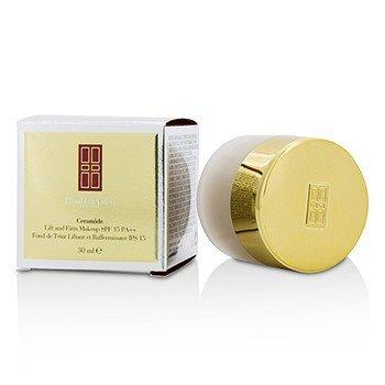 Elizabeth Arden - Ceramide Lift & Firm Makeup SPF 15 # 06 Beige - 30ml/1oz Burts Bees 100% Natural Moisturizing Lip Shimmer, Apricot - 1 Tube